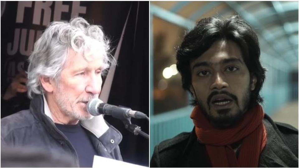 Pink Floyd's Roger Waters recites Aamir Aziz's anti-CAA poem in London: 'This kid's got a future'