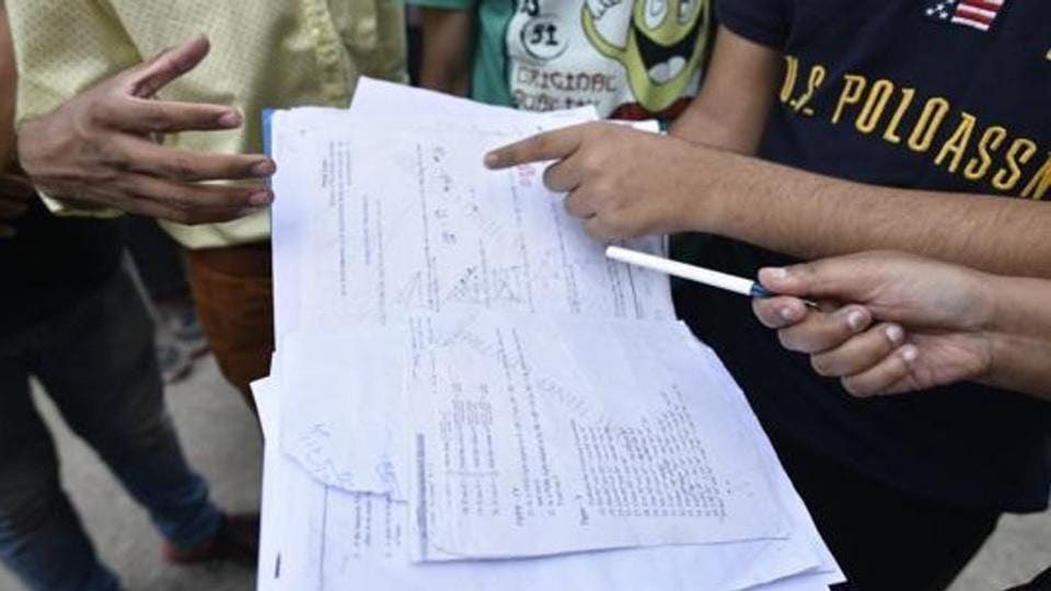 UP Board Class 12th English paper leaked in Kaushambi, probe on