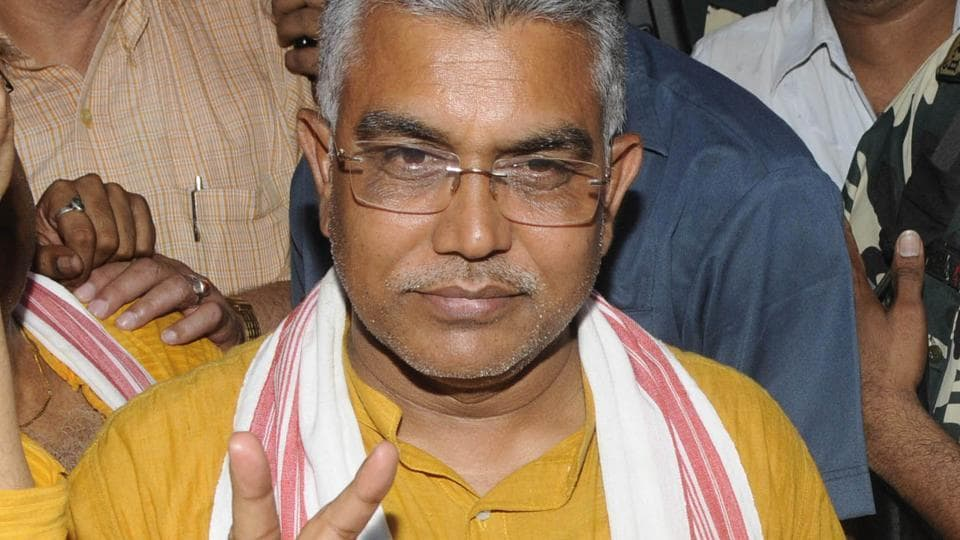 Bengal BJP will not give up NRC demand, says Dilip Ghosh