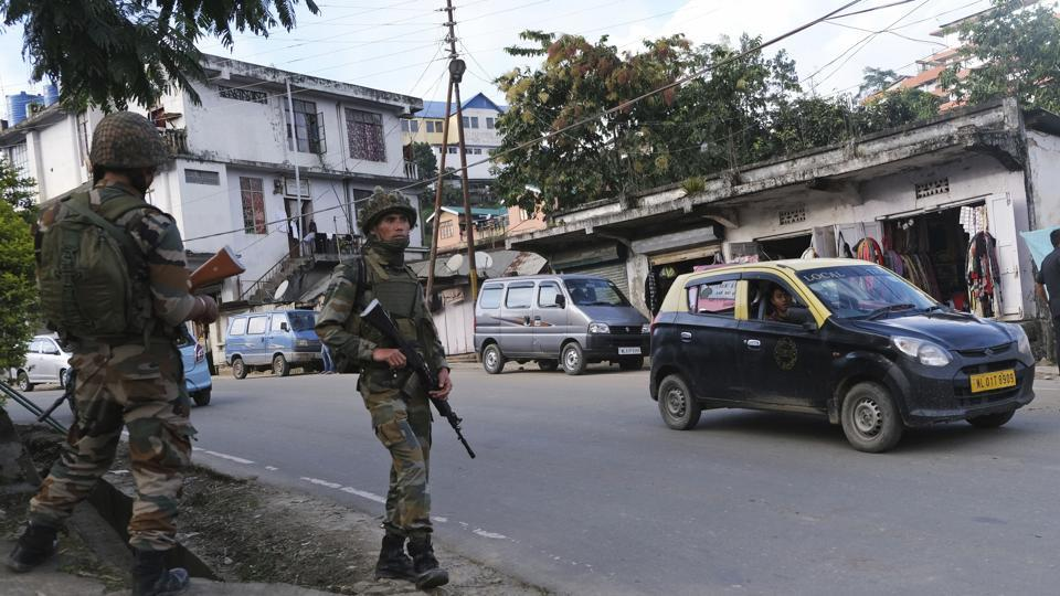 NSCN-IM has hit out at the Centre in a fresh statement and said a separate constitution and a Naga flag were integral to their demand for an honourable solution to the decades-old Naga crisis.