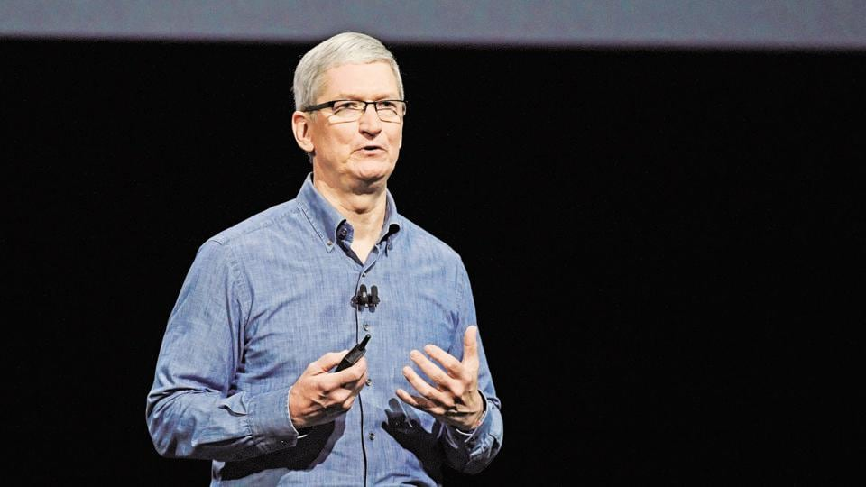 Tim Cook said that Apple will open its first retail store in India in 2021.