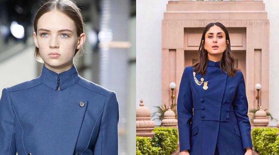 Diet Sabya calls out Kareena Kapoor Khan for wearing Hugo Boss suit rip-off