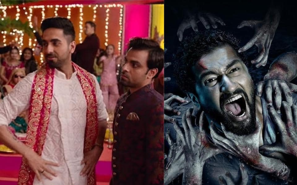 Shubh Mangal Zyada Saavdhan vs Bhoot Part One box office: None of the two films could cross the Rs 50 cr mark.