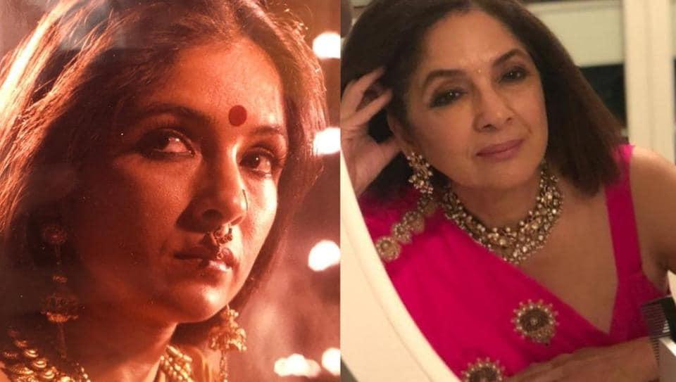 Neena Gupta shares throwback picture from 1993 film Bhagwath Geeta.