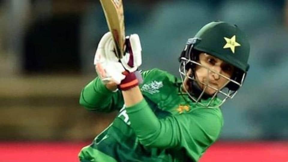 Pakistan captain Bismah Maroof