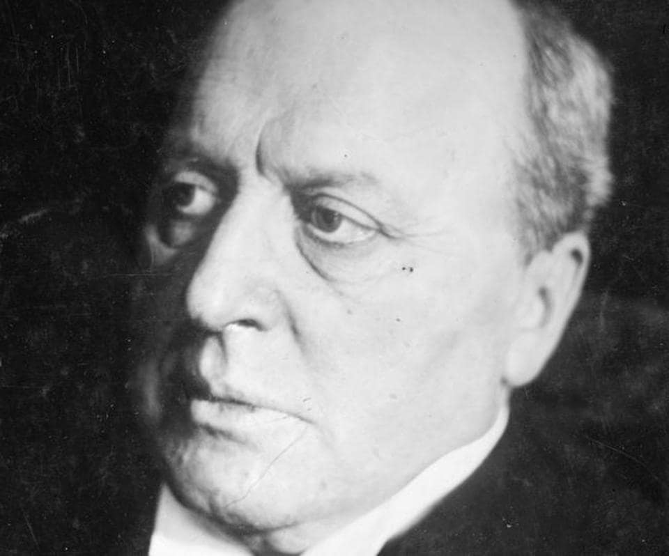 Remembering Henry James, the author of The Portrait of a Lady.