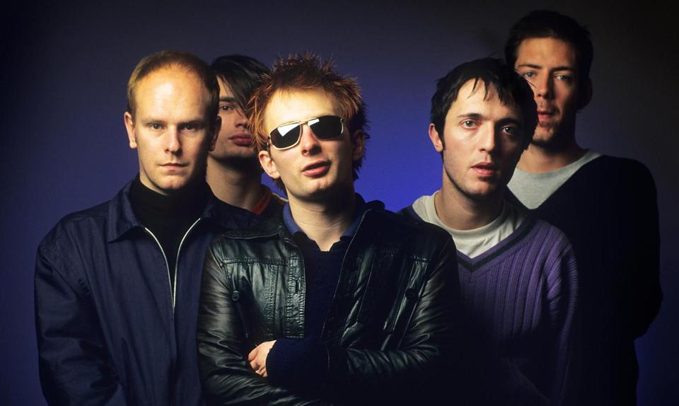 Radiohead was asked to record the theme song for