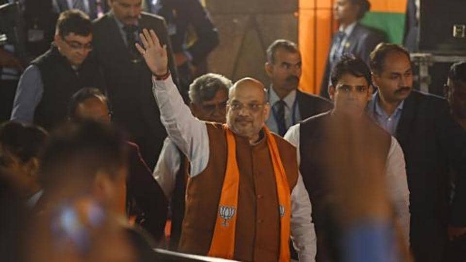 Union home minister Amit Shah will launch a campaign against Mamata Banerjee in Bengal on March 1.