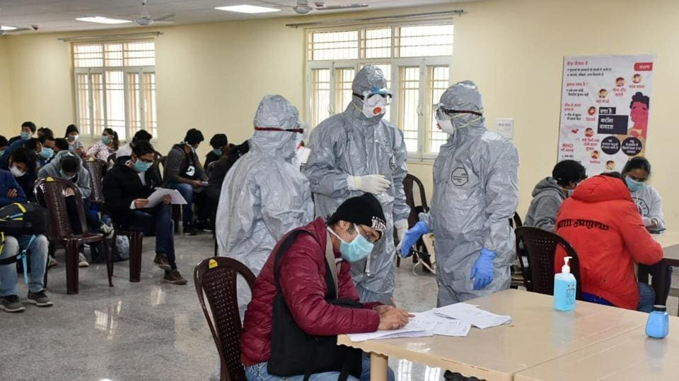 Nigeria has confirmed its first case of coronavirus.