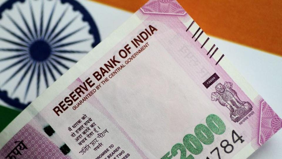 On a weekly basis the domestic currency has lost 56 paise.