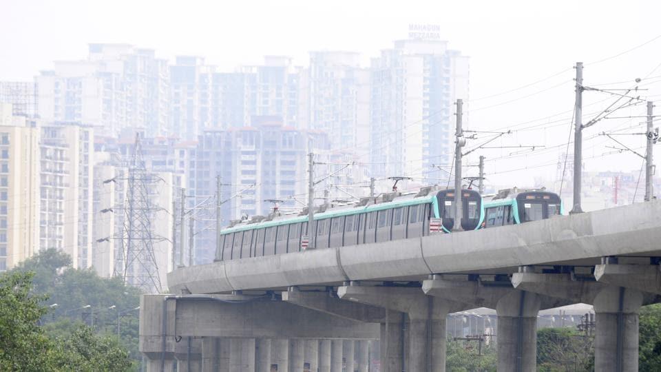 The Delhi Metro rail Corporation