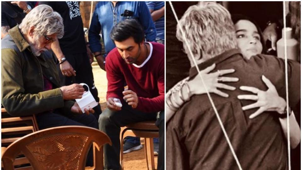 Amitabh Bachchan calls Alia Bhatt 'supremely talented', learns technology from Ranbir Kapoor