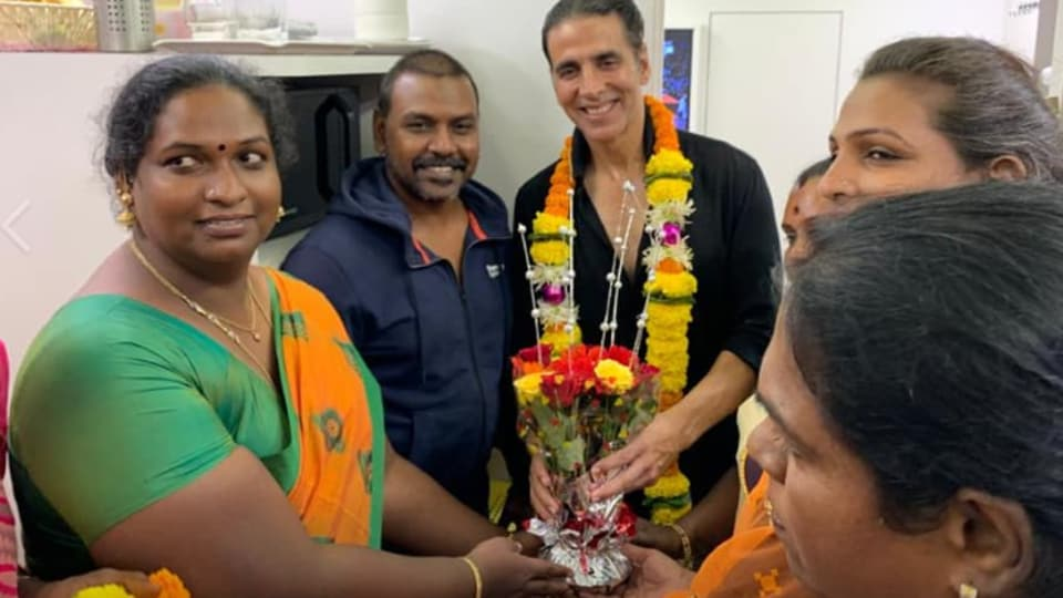 Akshay Kumar has donated Rs 1.5 crore to build a 'transgender home' in Chennai.