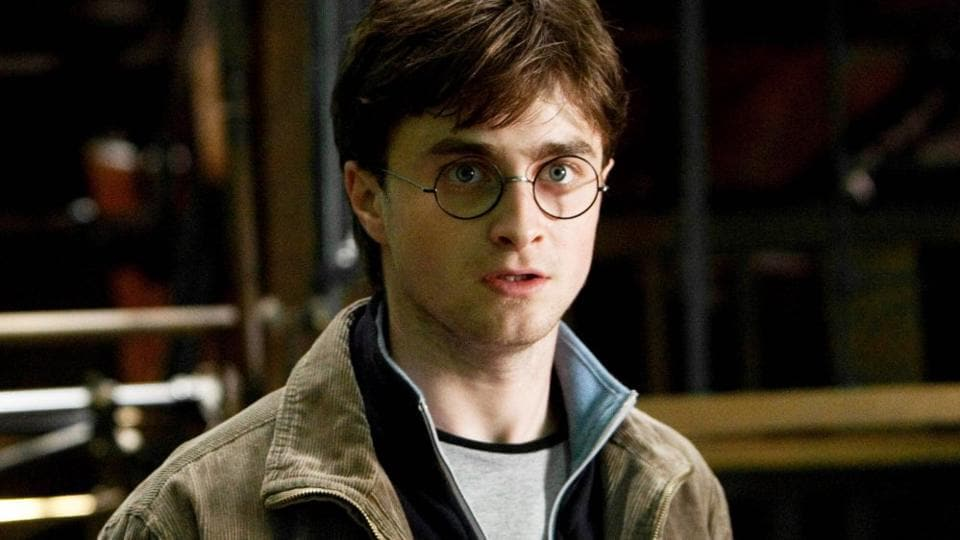 Daniel Radcliffe played Harry Potter in eight films.