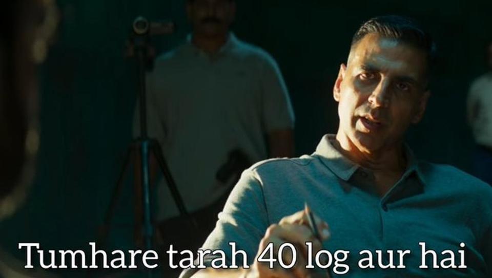Sooryavanshi trailer memes: Akshay Kumar's dialogue reminds netizens of HR deflating freshers' salary... thumbnail