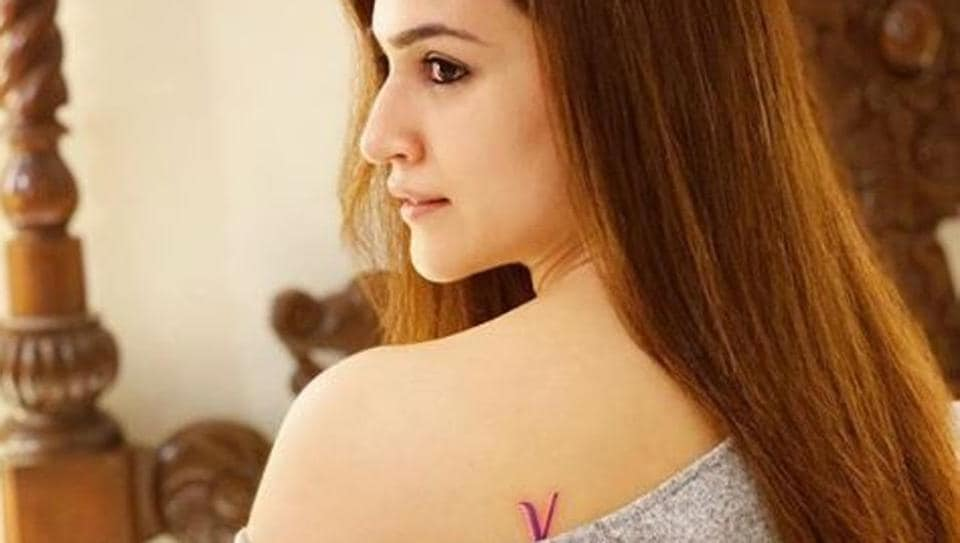 Kriti Sanon shows off a mysterious new tattoo, says it's 'start of something new', see pic