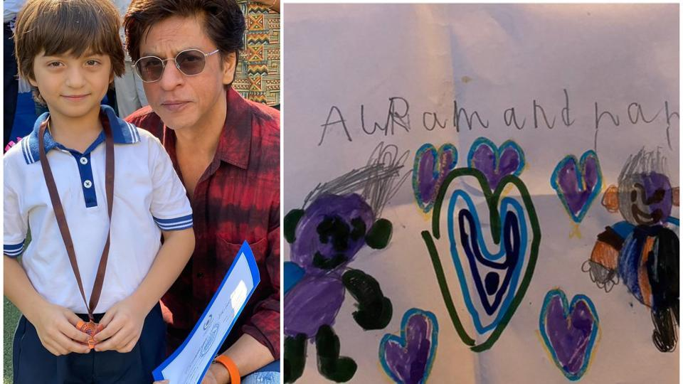 ShahRukh Khan said that being a father to Aryan,Suhana and AbRam was his greatest source of pride.