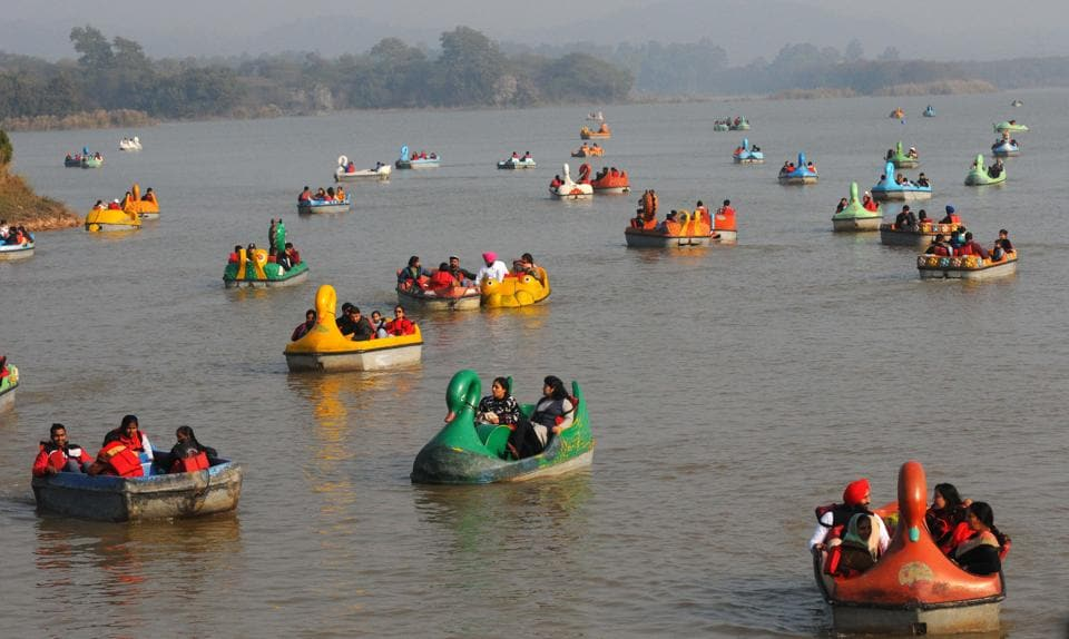 The court observed that Sukhna Lake is required to be declared as a legal entity for its survival, preservation and conservation.