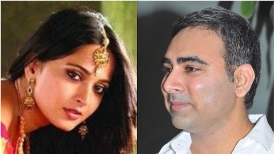 Anushka Shetty and Prakash Kovelamudi are rumored to be in a relationship.