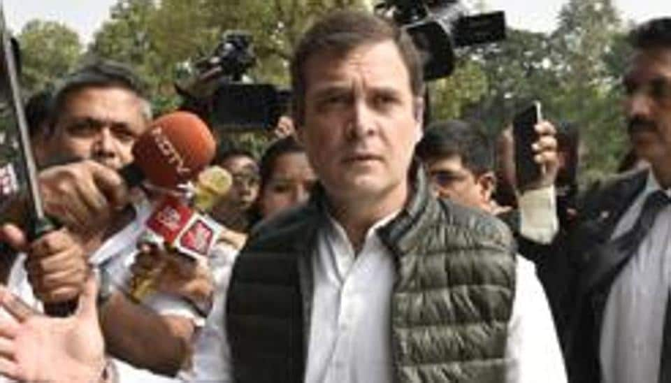 Rahul Gandhi's remarks came after India on Monday reported two new cases of the novel coronavirus, including one from the national capital.
