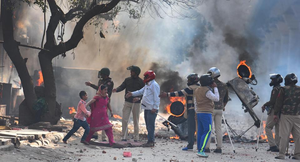 The Delhi violence was among the most disturbing episodes in recent years in India. Parliament is the ideal forum to discuss such issues, for they go to the heart of the flaws in India's governance systems and social relations