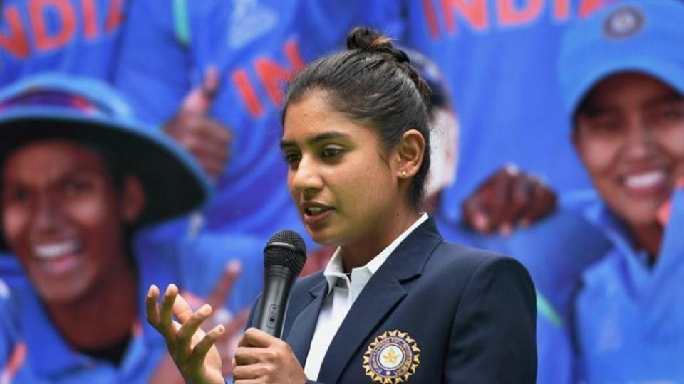 Former India captainMithaliRaj.