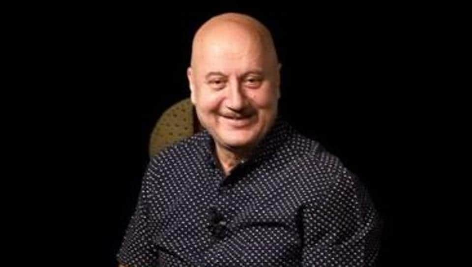 Anupam Kher is currently filming the second season of New Amsterdam.