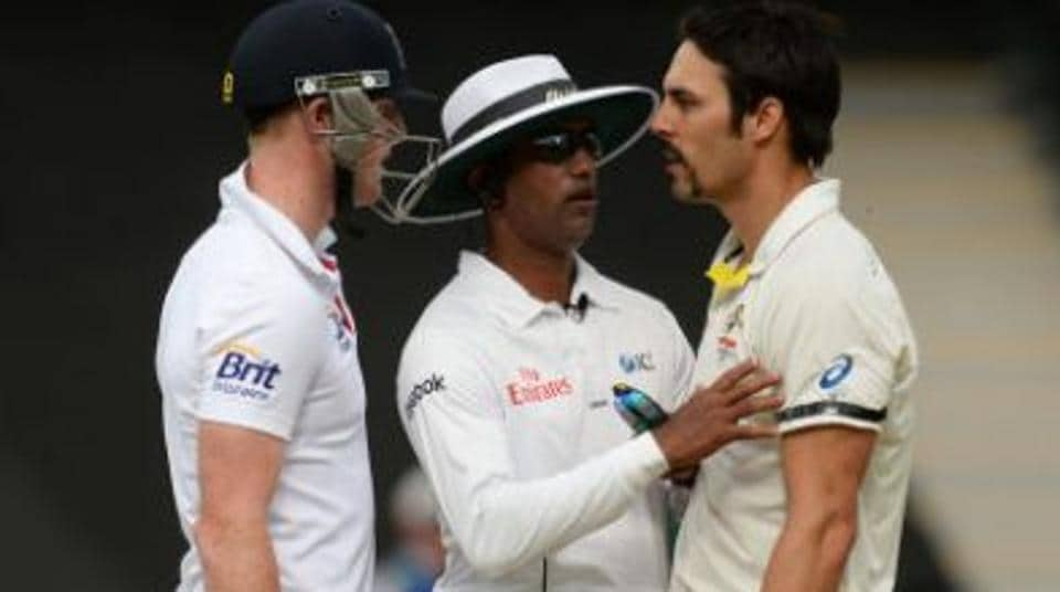 'Wonder if big bad Mitch...': Ben Stokes fuels war of words with Mitchell Johnson after 'handshake'... thumbnail