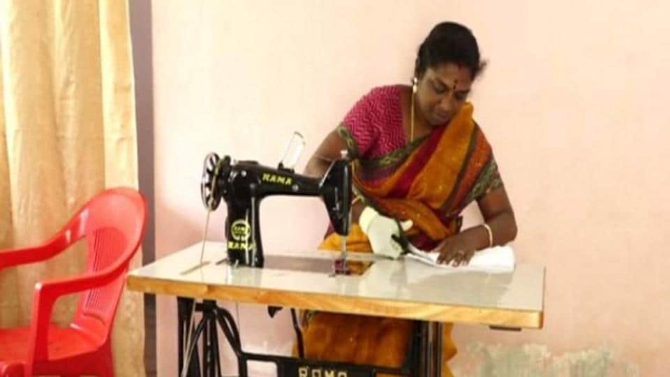 T Kannama says nature-friendly sanitary napkins are as important as food and water for a woman.