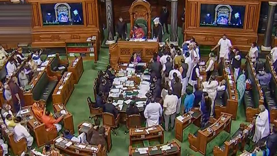 The ongoing Budget Session of Parliament is stuck in a deadlock for the past four days over the Opposition's demand to immediately discuss the Delhi riots. With the BJP in no mood to relent , legislative business has suffered.