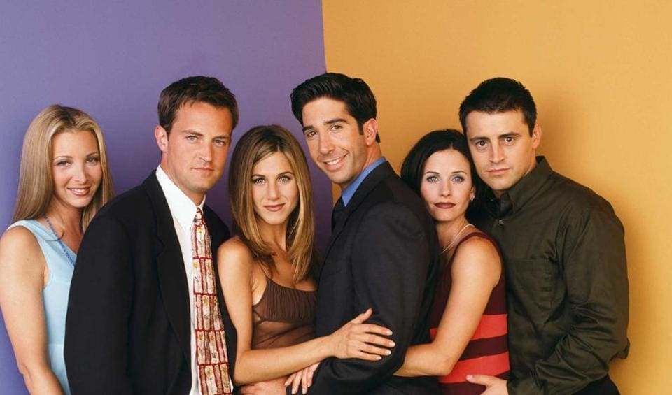 The entire cast of Friends will film an unscripted reunion episode for HBO, in May.