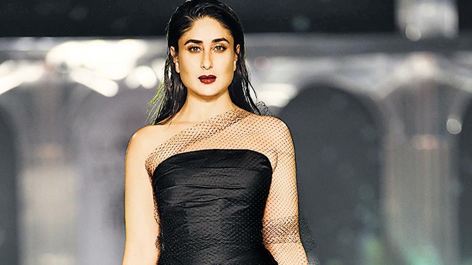 This year, Kareena Kapoor Khan turns 40. But she continues to be a diva and an in-demand showstopper at various fashion shows.