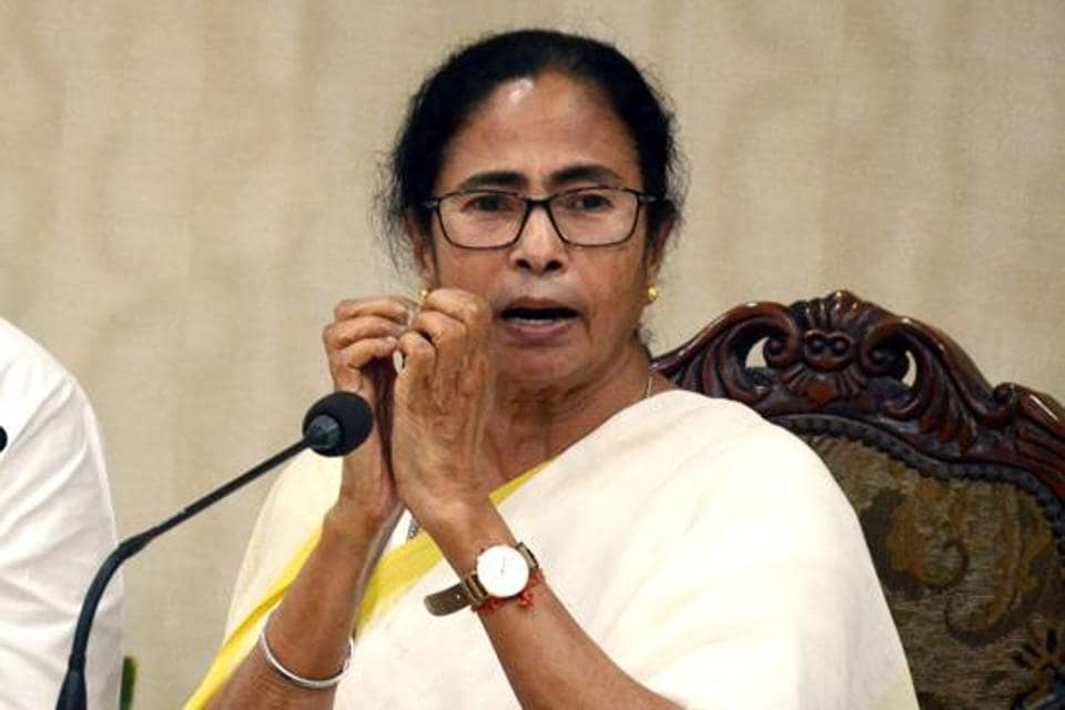 West Bengal Chief Minister Mamata Banerjee has opposed holding I League football matches in Kolkata in empty stadiums.
