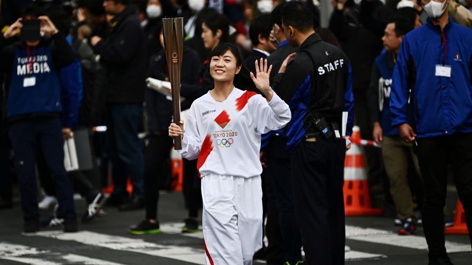 Coronavirus impact: Tokyo 2020 Olympics torchlighting ceremony to be held without spectators thumbnail