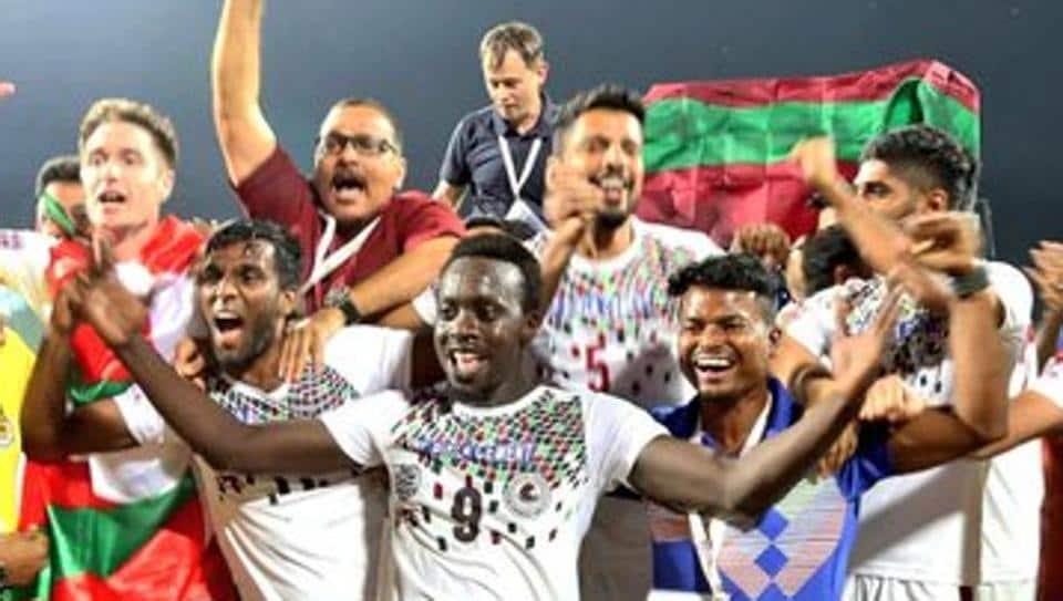 Mohun Bagan crowned I-League champions