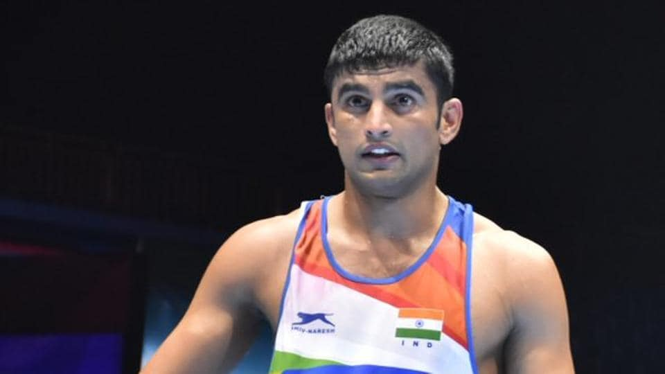 World Championships bronze medallist Manish Kaushik (63kg) won a historic ninth Tokyo Olympic quota for India