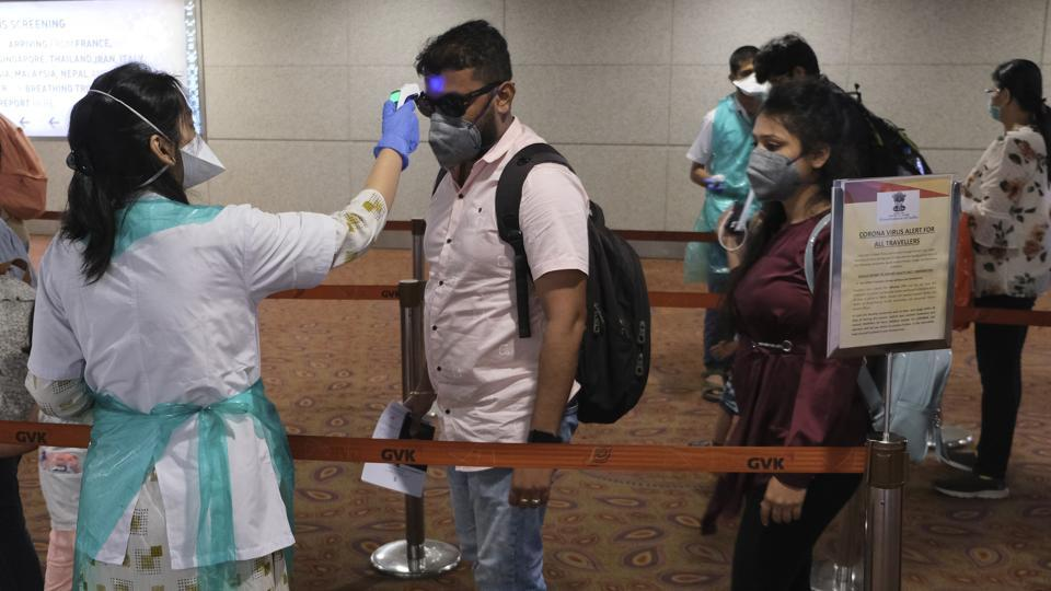 The Mizoram government on Tuesday banned the entry of foreigners to the state as a precautionary measure against spread of coronavirus.