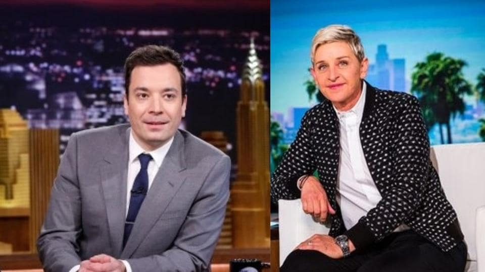 There will not be a live audience on Jimmy Fallon and Ellen DeGeneres talk shows amid coronavirus scare.