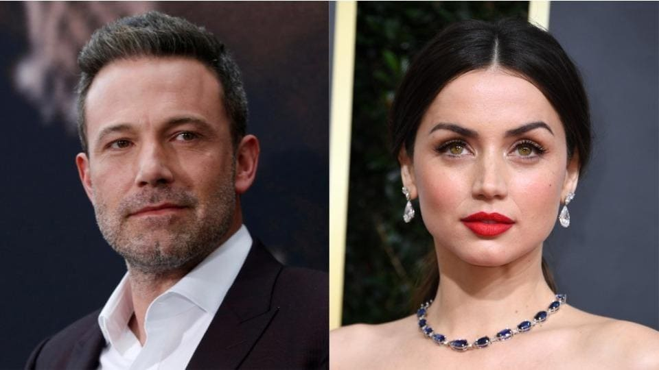 Ben Affleck and Ana de Armas are said to be dating.