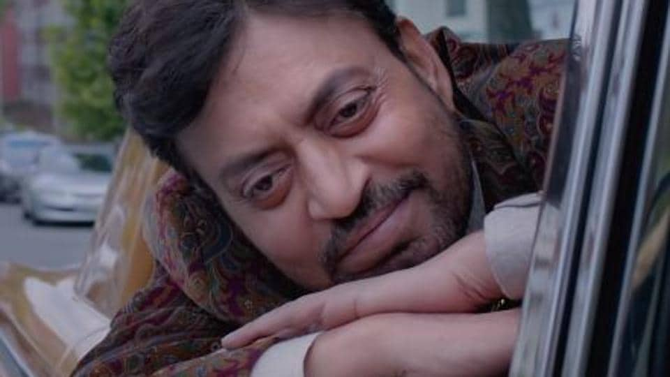 Angrezi Medium movie review: Irrfan Khan in a still from director Homi Adajania's film.