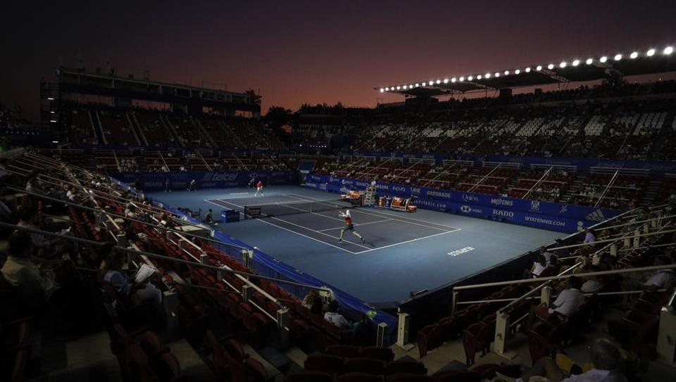 File image of tennis.