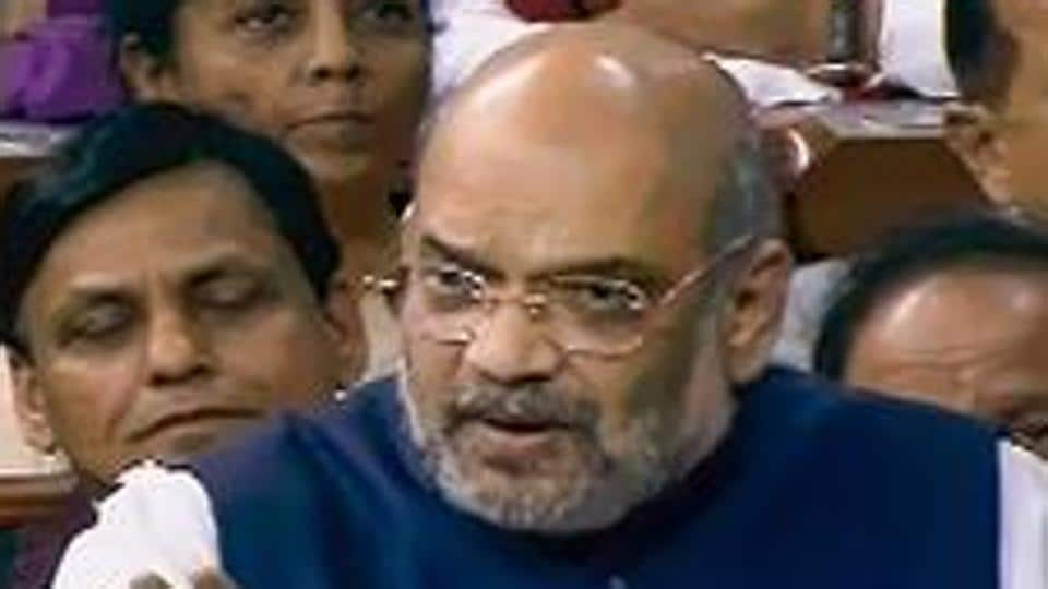 Union home minister Amit Shah replied to the debate on the Delhi riots inRajya Sabha on Thursday evening.