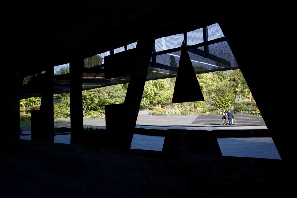 File photo of FIFA.