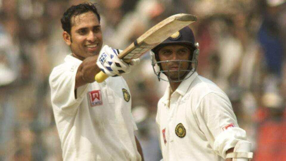 File image of VVSLaxman and RahulDravid.