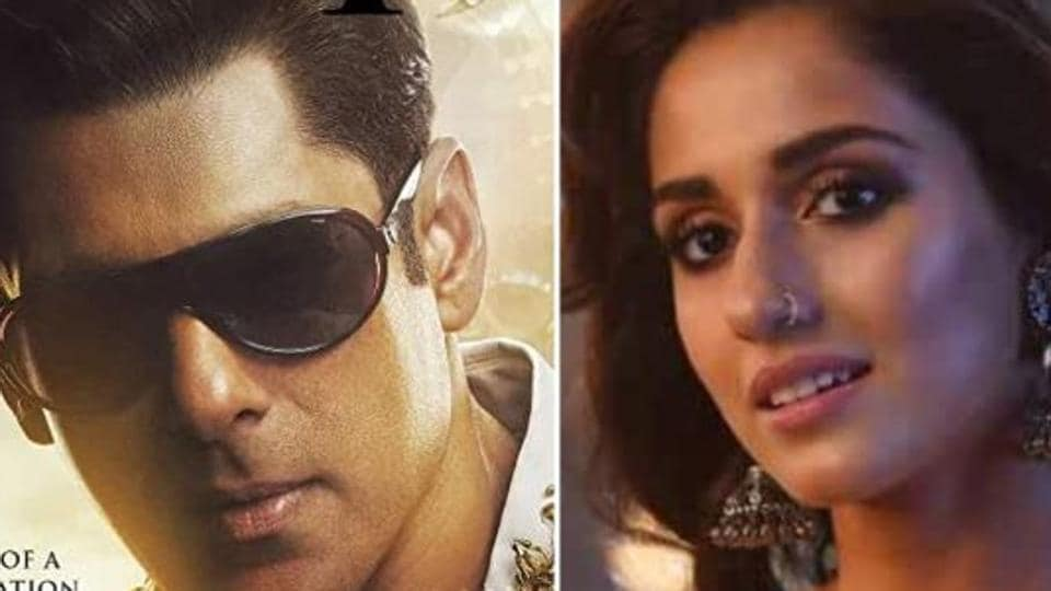 Salman Khan and Disha Patani, who worked together in Bharat, are the lead pair in Radhe: Your Mosted Wanted Bhai.