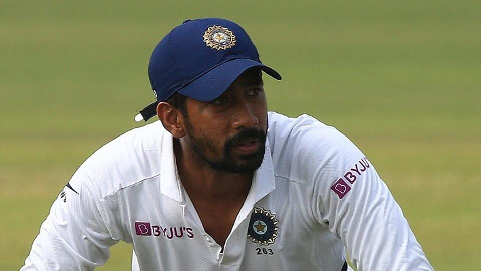 'If team decides Rishabh Pant will play...': Wriddhiman Saha opens up on New Zealand Test series sn... thumbnail