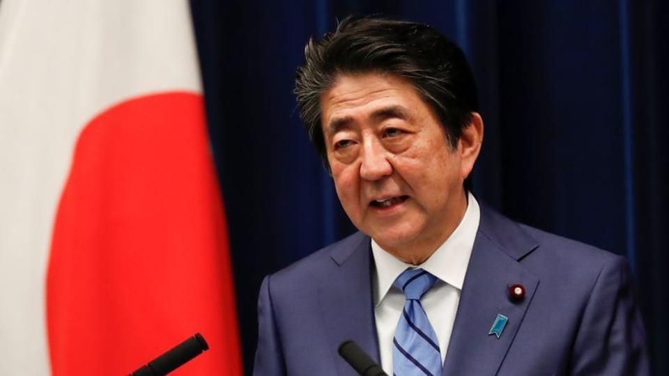 japan pm shinzo abe pledges tokyo olympics to go ahead