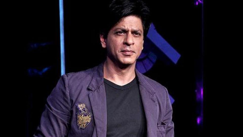 File image of KKR co-owner Shah Rukh Khan