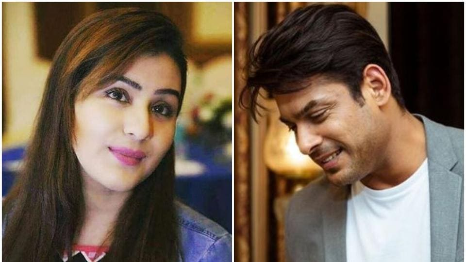 Shilpa Shinde had said in an interview that Sidharth Shukla and she were once in a relationship and that he had been abusive several times.