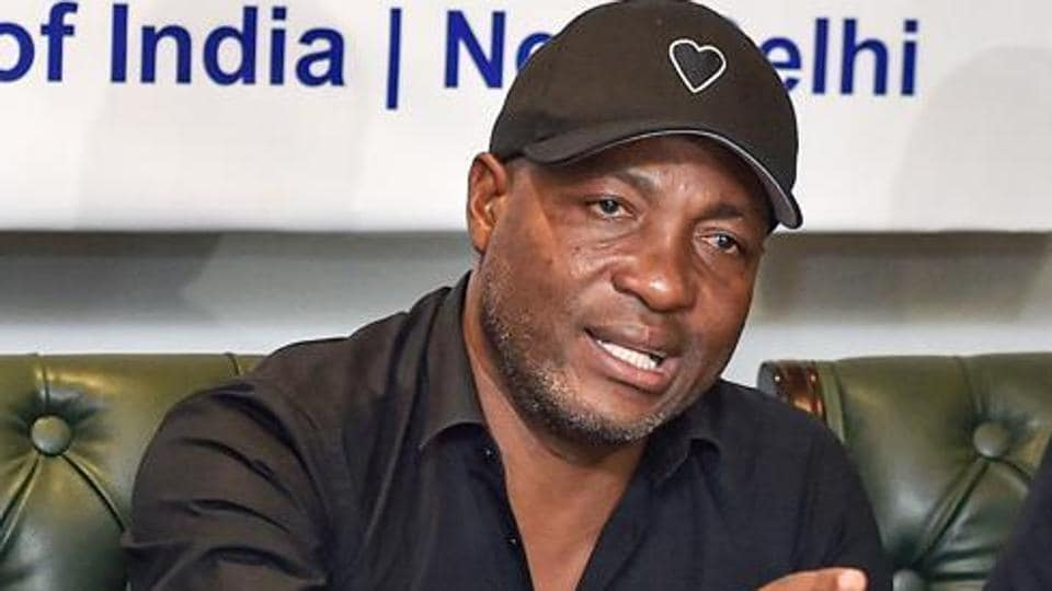 A file photo of former West Indies cricketer Brian Lara.